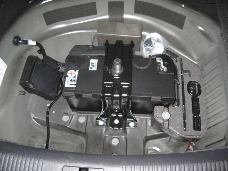Space Saver for TDIe - What Part Numbers please? | Audi-Sport.net